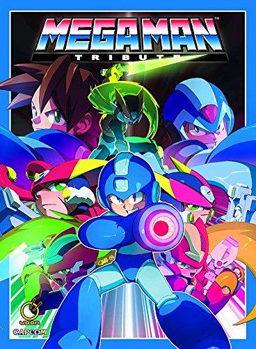 Mega Man Tribute: Hitoshi Ariga; Jeffrey Chamba Cruz; Joe Ng; Long Vo; Omar Dogan; Sanford Greene; ...