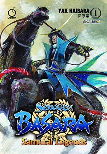Sengoku Basara: Samurai Legends Volume 1
