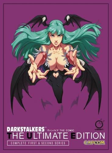 Darkstalkers: The Ultimate Edition (First & Second): Siu-Chong, Ken; Ng, Joe; Thomas, LeSean