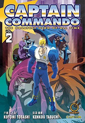 Captain Commando Volume 2: Tabuchi, Kenkou