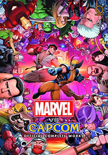 9781926778495: Marvel VS Capcom: Official Complete Works