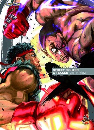 Street Fighter X Tekken : Artworks