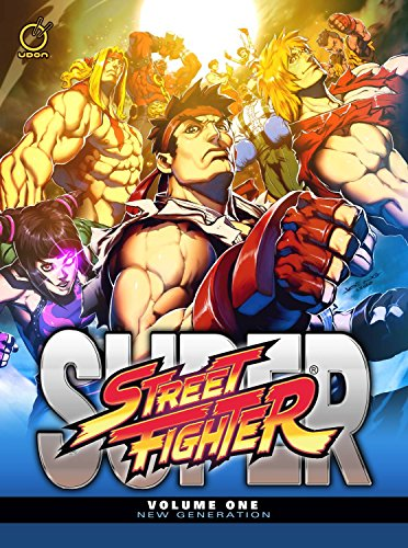 Super Street Fighter Volume 1: Long Vo, Omar Dogan, Joe Ng, Jeffrey Chamba Cruz