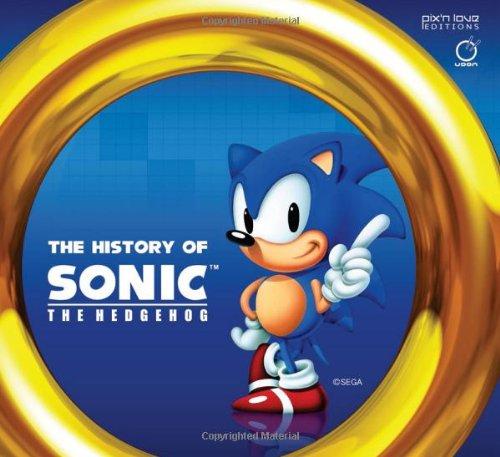 The History of Sonic the Hedgehog: Petronille, Marc, Audureau, William, Sega, Marc