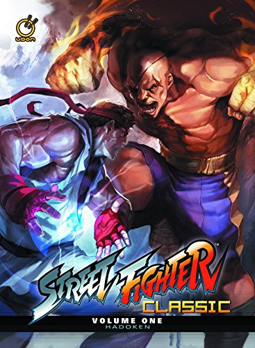 Street Fighter Classic (Hardcover): Joe Madureira