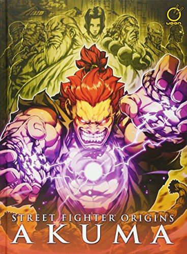 Street Fighter Origins: Akuma: Ng, Joe