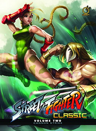 9781926778846: Street Fighter Classic Volume 2: Cannon Strike