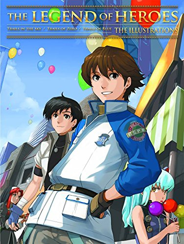 9781926778914: The Legend of Heroes: The Illustrations (Legend of Heroes SC)