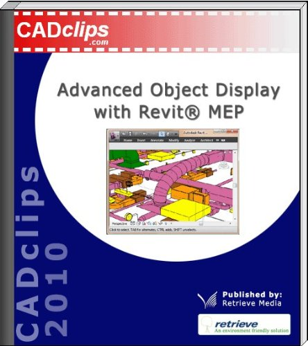 9781926782027: Advanced Object Display with Revit MEP 2010