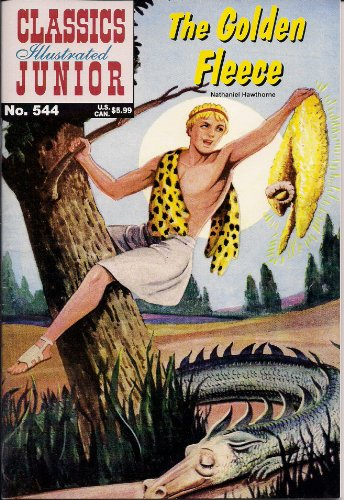 9781926814612: The Golden Fleece (Classics Illustrated Junior, 544)