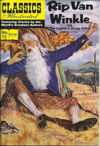 9781926814926: Rip Van Winkle and the Legend of Sleepy Hollow