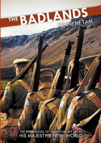 9781926817118: The Badlands (His Majesty's New World)