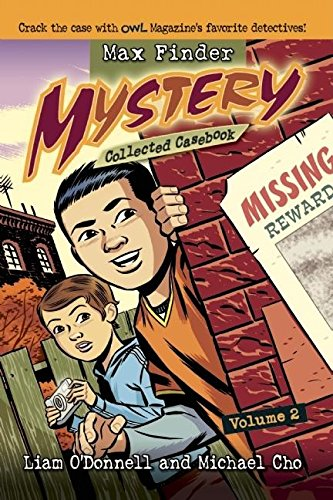 9781926818030: Max Finder Mystery Collected Casebook Volume 2