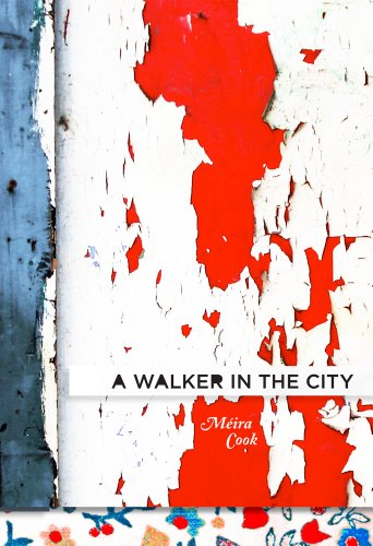 A Walker in the City Cook, Meira: Cook, Meira
