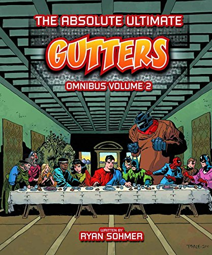 9781926838151: Gutters The Absolute Ultimate Omnibus Volume 2 (Gutters Absolute Complete Omnibus)
