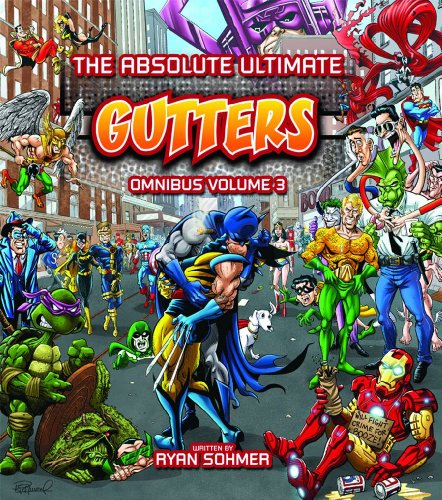 9781926838182: The Absolute Ultimate Gutters Omnibus Volume 3