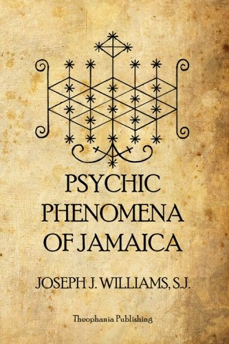 9781926842479: Psychic Phenomena of Jamaica
