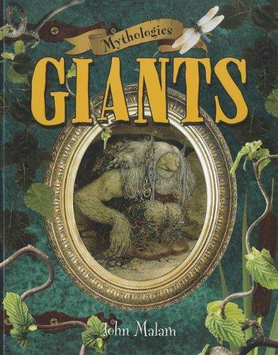 9781926853444: Giants (Mythologies)