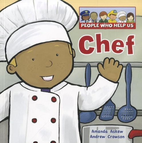 9781926853468: Chef (People Who Help Us)