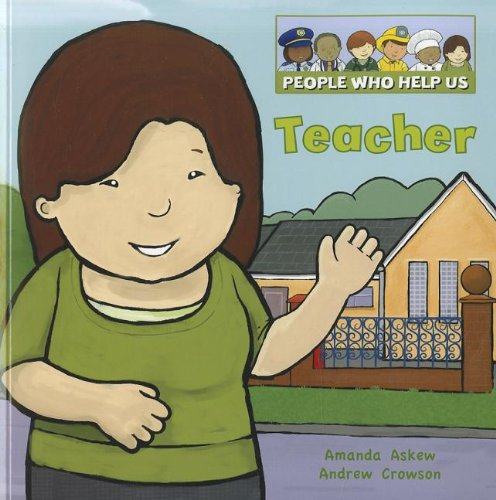 9781926853505: Teacher (People Who Help Us)