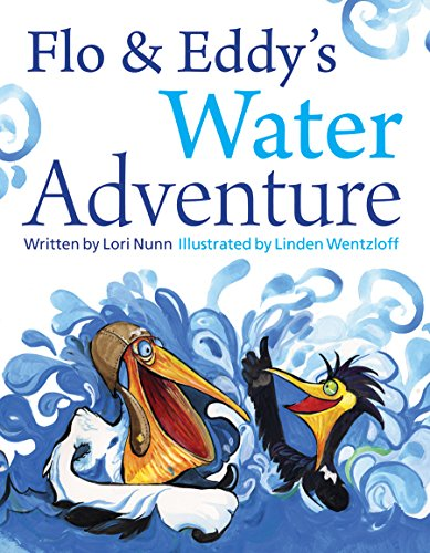 9781926855622: Flo & Eddy's Water Adventure