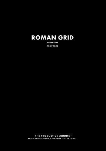 9781926892016: Roman Grid Notebook