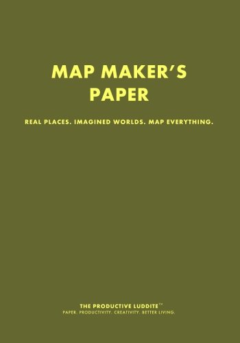 9781926892054: Map Maker's Paper: Real Places. Imagined Worlds. Map Everything