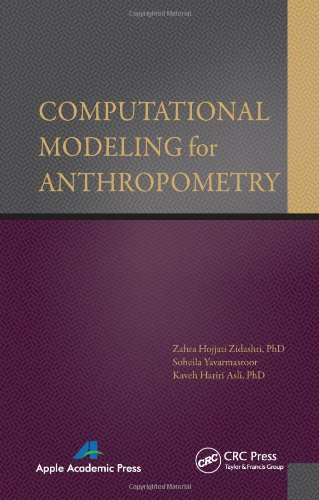 9781926895574: Computational Modeling for Anthropometry