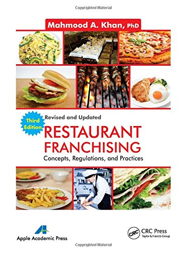 9781926895697: Restaurant Franchising: Concepts, Regulations and Practices, Third Edition