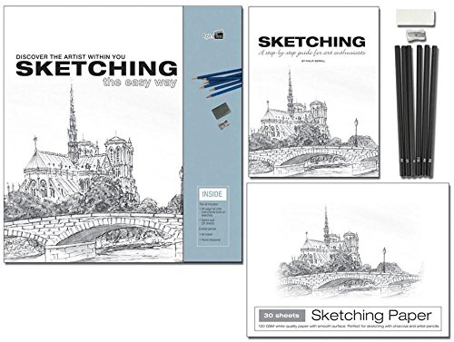 Sketching the Easy Way (Art Studio) (1926905296) by Philip Berrill