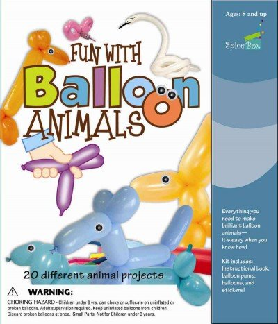 9781926905754: Fun With Balloon Animals: 20 Different Animal Projects