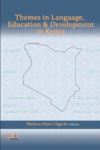 9781926906065: Themes in Language, Education & Development in Kenya