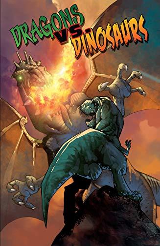 Dragons VS Dinosaurs: Peterson, Chris Eric