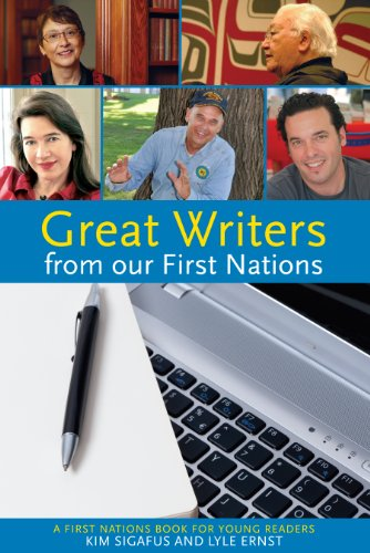 Great Writers from our First Nations: Sigafus, Kim
