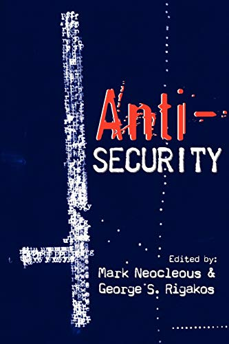 9781926958149: Anti-Security