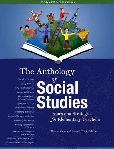 9781926966311: The Anthology of Social Studies: Issues and Strategies for Elementary Teachers (Updated Edition)