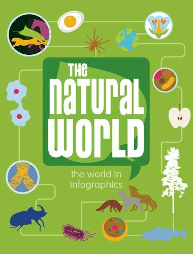 The Natural World (The World in Infographics): Richards, Jon