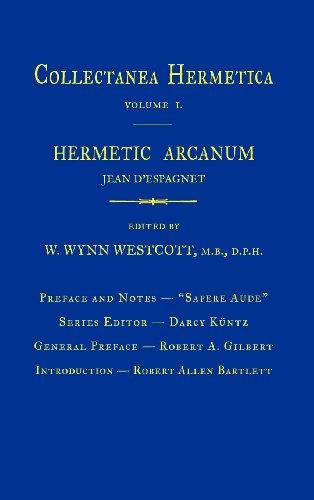 9781926982007: Hermetic Arcanum: Collectanea Hermetica Volume 1