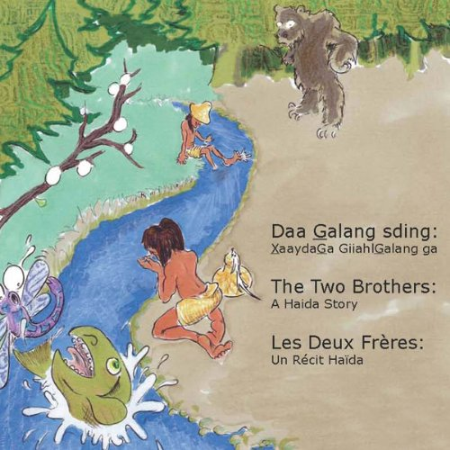 9781926983042: The Two Brothers (English and French Edition)