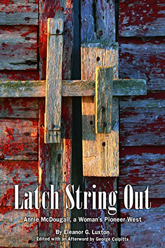 9781926983141: Latch String Out
