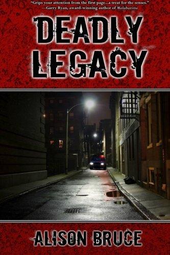 9781926997674: Deadly Legacy: A Carmedy & Garrett Mystery (Volume 1)