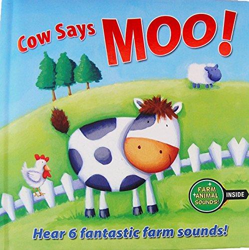 9781927010068: Cow Says Moo!