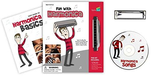 9781927010464: Fun with Harmonica