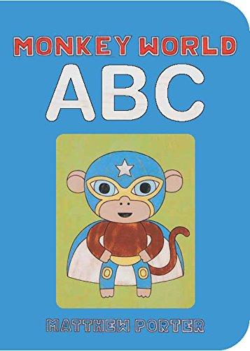 9781927018071: Monkey World ABC
