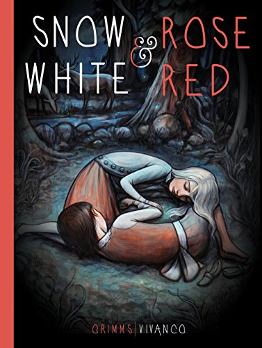 Snow White and Rose Red (192701834X) by Brothers Grimm