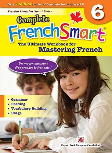 9781927042816: Complete FrenchSmart Gr.6: The Ultimate Workbook for Mastering French