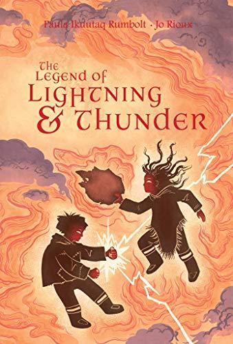 The Legend of Lightning and Thunder: Ikuutaq Rumbolt, Paula