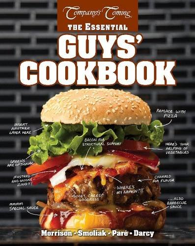 Essential Company's Coming Guys' Cookbook (Essential Collection): Morrison, Jeff, Smoliak,