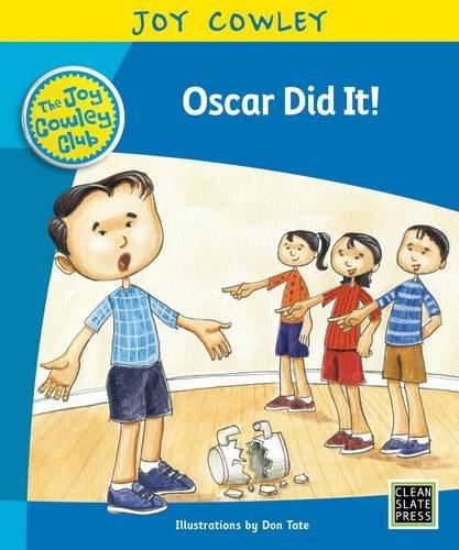 9781927130582: Oscar Did It! (Joy Cowley Club, Set 1)
