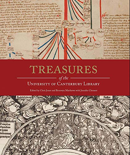 9781927145043: Treasures of the University of Canterbury Library